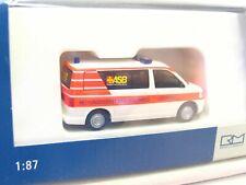 """Rettungsdienst Hannover/"""" Rietze WAS RTW facelift /""""ASB 61737-1:87"""