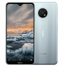 Nokia 7.2 - 64GB - Ice (Unlocked) (Dual SIM)