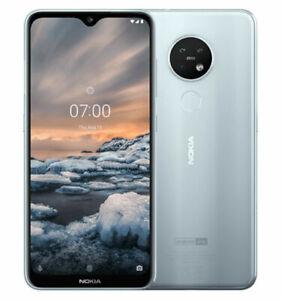 Nokia 7.2 - 64GB - Ice Android phone (Unlocked) (Dual SIM)