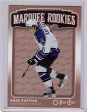 ANZE KOPITAR 06/07 O-Pee-Chee OPC Marquee Rookie Rookies RC #539 Kings Card