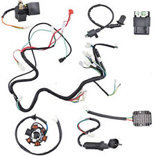 Wiring Harness Kit Electrics Wire Loom Assembly For GY6 125cc 150cc Scooter ATV