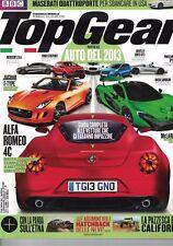 2013 02 - TOP GEAR - 02 2013 - N.63 - TUTTE LE AUTO DEL 2013