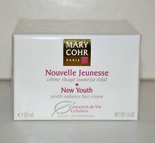 MARY COHR New Youth Radiance Face Cream 50ml / 1.6oz. - BNIB, FREE SHIPPING