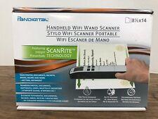 Pandigital handheld Wand Scanner 8 1/2 x 14 PANSCN08RD New In Box