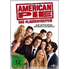 AMERICAN PIE - DAS KLASSENTREFFEN  DVD MIT JASON BIGGS NEU
