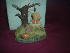 """Cherished Teddies-""""Halloween Is A Boo-Tiful Thing"""" -119912-2004-Avon Exclusive"""