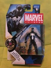 NEW Marvel Universe Black Costume Spider-Man #18