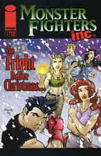 Monster Fighters Inc.: The Ghosts of Christmas #1 VF/NM; Image   save on shippin