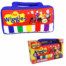 Play Along Keyboard with Sound Plush The Wiggles Toy