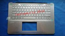New SONY Vaio SVF14A15CXB SVF14A16CXB SVF14A17CXB Palmrest keyboard US Backlit