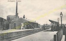 Bollington Railway Station Photo. Macclesfield - Poynton GCR + North Staffs (13)