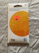 Sony Erricson Xperia Kit De Protección De Pantalla 4G Play