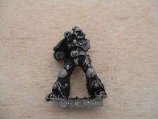 Postes Spéciaux Space Marine devastor métal warhammer 40 k BITZ 1010