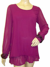 Tunic, Kaftan Maternity Tops and Shirts with Double Layer