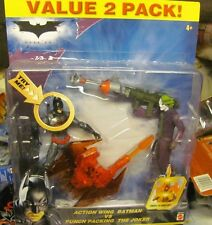 Action Wing Batman vs Punch Packing Joker MINT ON CARD