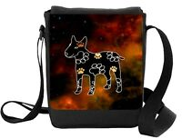 English Bull Terrier Gift Dog Bag Bullie Shoulder Bags Handbag Thankyou Gift