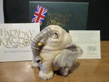 Harmony Kingdom Zamboni Elephant Canadian Dealer Excl Uk Made Box Figurine Sgn