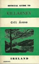 Official Guide to Killarney, Ireland - Official Guide - circa 1950's