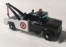 Matchbox Lesney Phantom #13 Custom Texaco Gasoline Dodge Wreck Truck.