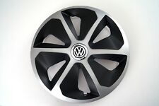 "fits VW GOLF FOX TOURAN SET OF 4 x 15"" Wheel Trims, Hub Caps, Covers, Trim #E"