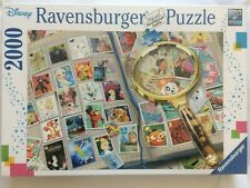 Brand New Ravensburger 2000 Piece Jigsaw Puzzle - DISNEY, MY FAVOURITE STAMPS