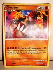 A155 Carte Pokemon GROUDON  APPEL DES LEGENDES 6/95 100 PV