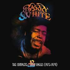 Barry White - The Complete 20th Century Records Singles (1973-1979) NEW CD