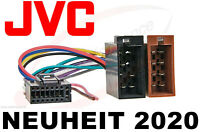 JVC Autoradio Kabel Radio Adapter Stecker DIN ISO 16 Pin Adapterkabel  KD-X33MBT