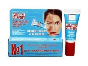 BEE celandine CREAM - GEL for problematic skin 10ML
