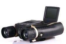 "Photo Video Audio 12MP 12x32 Zoom Full HD 1080P With 2.0"" LCD Binocular Camera"