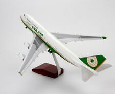 LED  1:150 Diecast EVA AIR Aircraft Boeing 747 Model Collection AirlinerToys