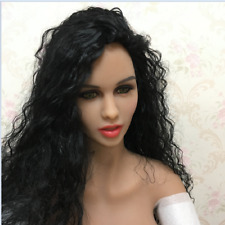 #86 oral sex love doll head for big size love doll (only a head)