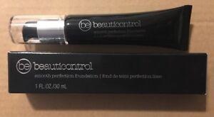 Beauticontrol Smooth Perfection Foundation 1FL.OZ. Shade Y-3 Discontinued.