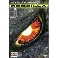 Dvd GODZILLA - (1998) *** Contenuti Speciali *** ......NUOVO