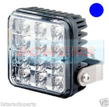 TRUCK LITE VARIPOD 12V/24V 12 LED BLUE STROBE/HAZARD/WARNING LAMP/LIGHT