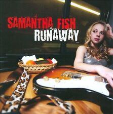 Runaway * by Samantha Fish (CD, May-2011, Ruf Records)