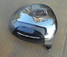 1 new Miura Golf SIT 9 Driver Titanium 460cc Head only .335 bore hosel