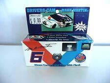 NASCAR MARK MARTIN CAMERA NEW in SEALED BOX DRIVERS CAM