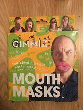 Gimmiz - MOUTH MASKS/ PARTY FACE party/mask/fancy dress
