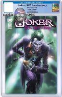 🤡 Joker: 80th Anniversary #1 🔥Crain Variant💥 CGC 9.4-9.8