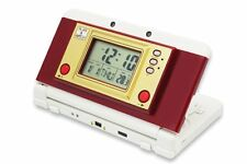 NEW Nintendo 3DS Cover Kisekae Retro Plate & Watch Famicon FC Japan Import F/S
