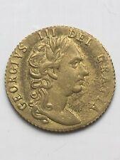 Great Britain 'George III' 1788 Spade Half Guinea Brass Gaming Token