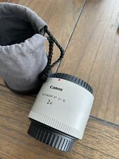 NEAR MINT Canon ef 2x iii extender - $429 New!