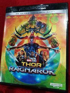 Thor Ragnarok blu-ray 4k marvel
