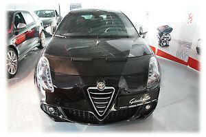 CAR HOOD BONNET BRA for Alfa Romeo Giulietta 2010-  NOSE FRONT MASK BRA DE CAPOT
