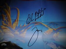 Keys to Ascension Yes (2) CD SIGNED Chris Squire Jon Anderson Alan White Steve