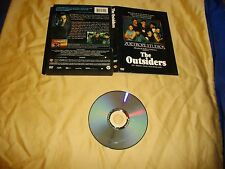 The Outsiders (DVD, 1999) region 1