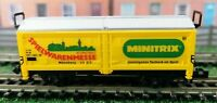 Trix - N Gauge - Internationale Spielwarenmesse - Nurnberg 1983