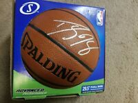 Dwight Howard Autographed Spalding Basketball