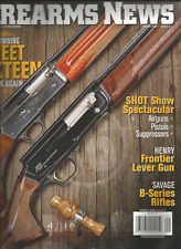 FIREARMS NEWS MAGAZINE  #9 2017, GUN SALES, REVIEWS & INFORMATION,